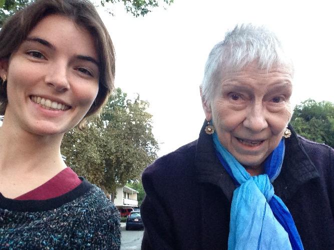 Sophia and Anna, 2016