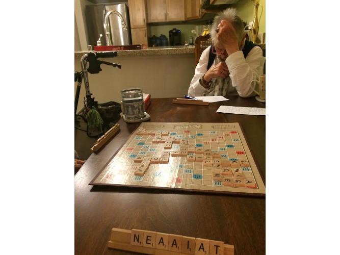 Scrabble Queen, 2016
